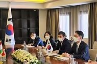 우즈베키스탄 및 타지키스탄 관세청장 회의