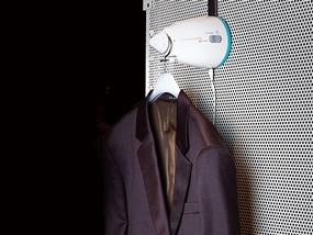 셔츠 다림질 고민, 의류 구김 방지장치 개발
