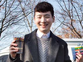 환경보호에 앞장서는 청년창업인 '마이리틀유니버스' 김탄휴 대표