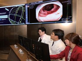 가천대 길병원 인공지능 의사 '왓슨'을 만나다