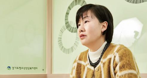 '위기 청소년의 대모' 청소년전화 1388 박경자 상담사