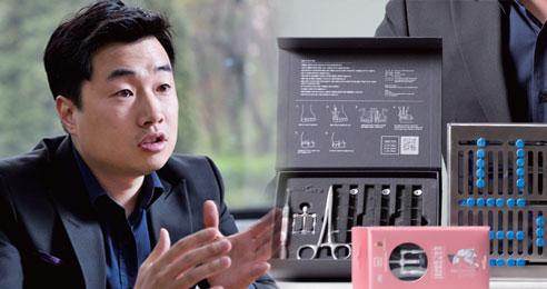 김민석 비에스케어 대표