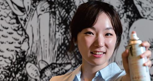 '돈 잘 버는 예술가' 만드는 박희정 데이그래피 대표