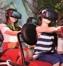 가상현실 테마파크 '몬스터 VR'