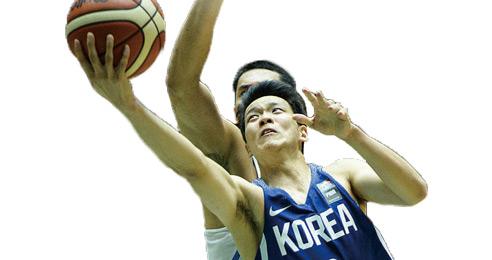 세대교체 성공 한국 남자농구 '어게인 2002'