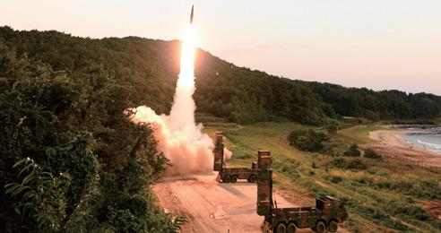 북한 핵 도발에 최고도로 강력한 제재·압박