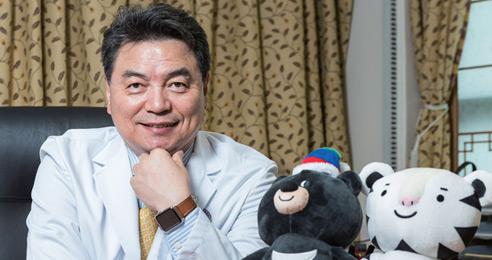 평창동계올림픽 최고의료책임자 이영희 원장