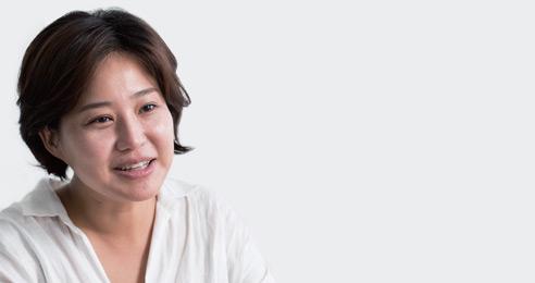 360도 동영상 리드하는 김윤정 무버 대표