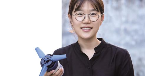 세계 최초 휴대용 수력발전기 개발, 이노마드 박혜린 대표
