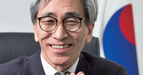 정해구 정책기획위원회 위원장