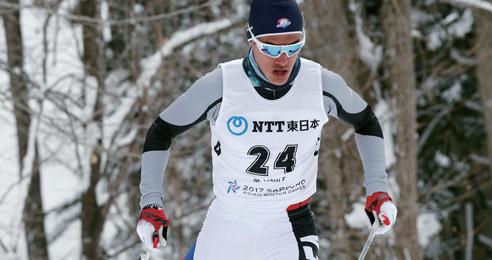 눈 위의 마라톤, 한계는 어디인가? 이채원·김마그너스 태극남매 불꽃 도전