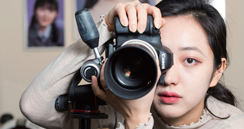 증명사진에 개성을 담다, '시현하다' 김시현 대표