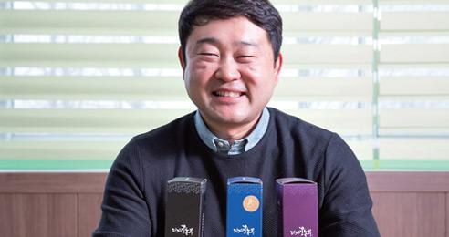"""'디자인농부' 김요섬 대표 맛있는 디자인… """"글로벌 농업기업 꿈꿔요"""""""