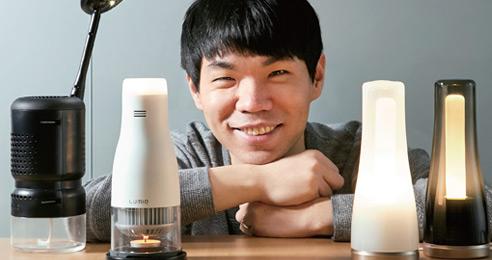 전 세계 언론이 주목하는 LED 램프 개발 '루미르' 박제환 대표
