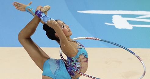 짜릿한 기억 올림픽 무대