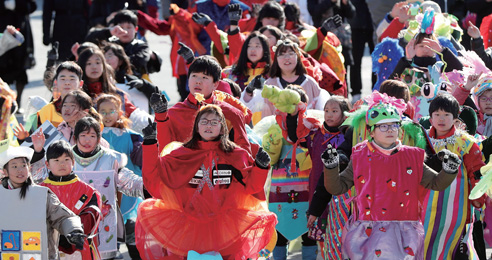 평창동계올림픽 성공의 숨은 주역 '강원도의 힘'