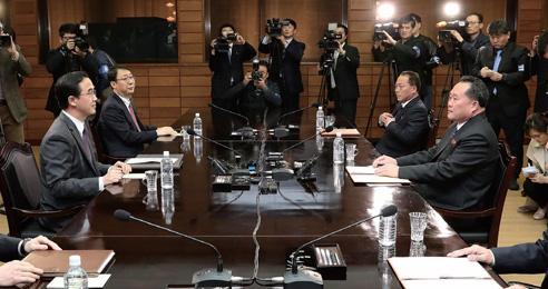 '봄이 온다' 남북정상 4월 27일 판문점 회담