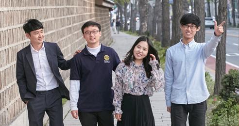 """2030 청년들이 바라보는 남북정상회담 """"한반도 화해 모드, 실질적 성과 이뤄 쭈~욱 이어가길"""""""