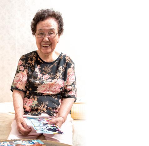 """북에 있는 가족 만나는 <br>이춘애 씨 """"1년만 더 살지"""""""