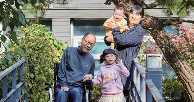 여행에도 그린라이트… 장애 없는 장애인 여행