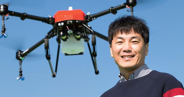 항공촬영, 인명구조, 농업 방제… 드론 두뇌를 만드는 사람