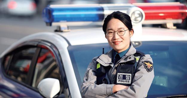 """│송범준 순경│""""국민에게 도움 주는 경찰 되고 싶다"""""""