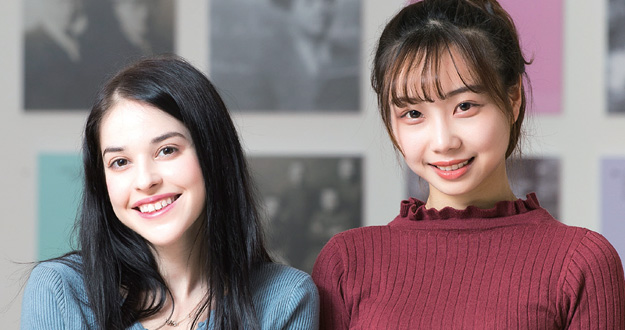 로제와 시요가 말하는 '내가 사랑한 한국 문학'