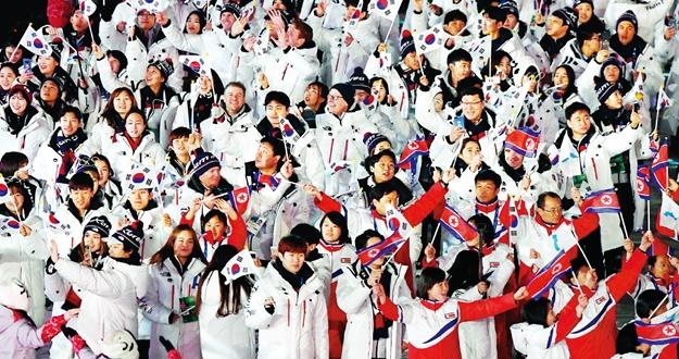 평화의 싹 '남북 공동올림픽'으로 꽃피게