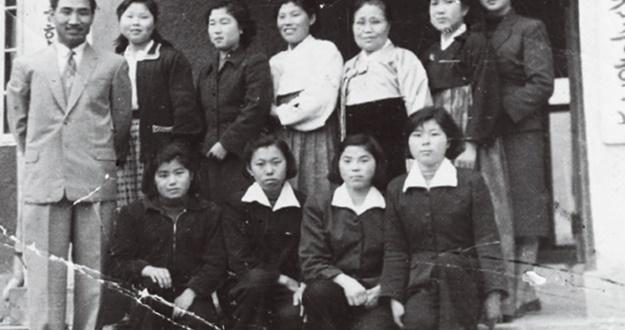 여성단체 조직·규합하고 농촌계몽 앞장