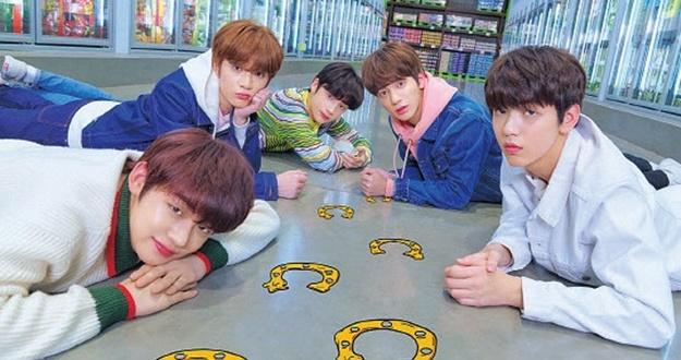 BTS 동생 그룹 TXT, 마법 같은 '별의 뿔'