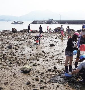 남해 문항어촌마을