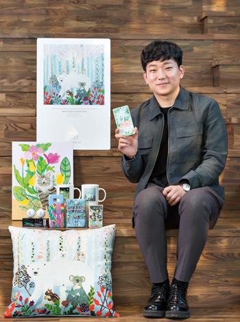 디스에이블드 김현일 대표