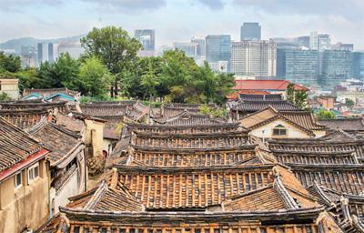 서울 북촌한옥마을