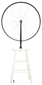 '자전거 바퀴' 1913