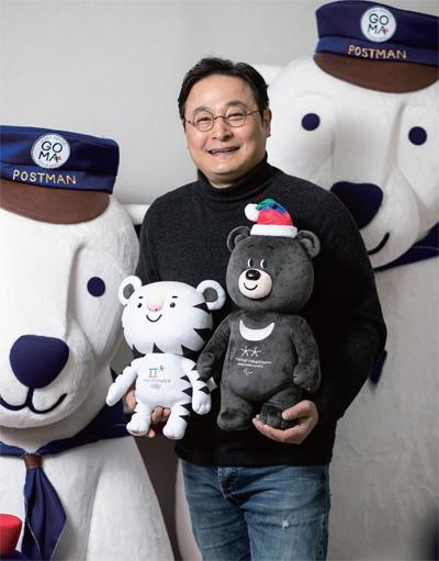 박성일 장금신아트워크 대표