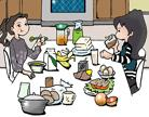 [절대가온] 살빠지는 음식들