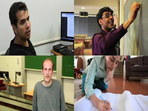 수학 천재들의 축제 '세계수학자대회' 영예의 필즈상 수상자들