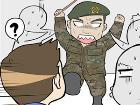 [2014 국방부웹툰 공모전] 네! 이병! 스티븐!!