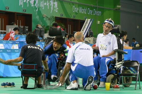 중증장애도 스포츠의 쾌감은 가로막지 못했다