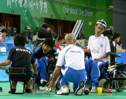 중증장애도 스포츠의 쾌감을 가로막지 못했다