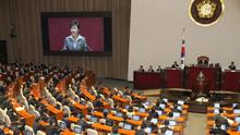 박 대통령 예산안 시정연설