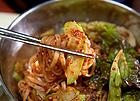 서울 도심에서 찾아낸 특별한 칼국수 요리