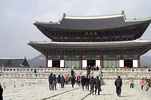 봄바람 부는 날, 조선 궁궐 똑소리나게 관람하기