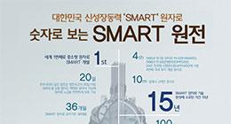 숫자로 보는 SMART 원전!