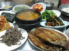 서울에서 2시간 '포항 맛 여행'
