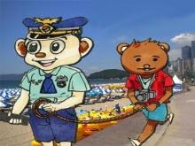 여름철 몰래카메라 범죄근절 웹툰