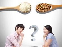 식탁 위 혈당지수 낮추는 법 6가지