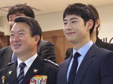 배우 이제훈, 인권홍보대사 되던 날!