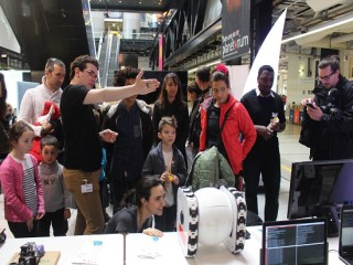 한국, 프랑스가 함께 만든 감성로봇