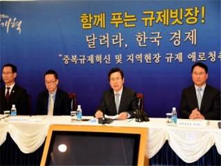 총리 주재 '규제개혁 현장점검회의' 참관기